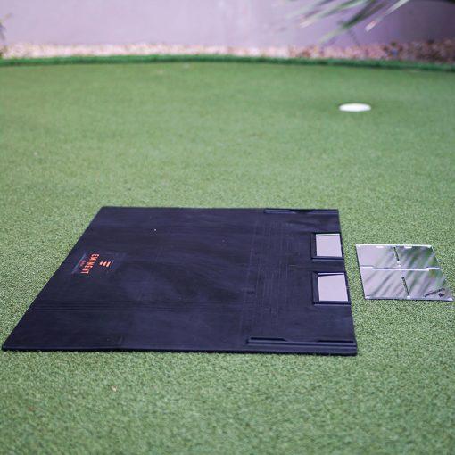 PAS template putting mat
