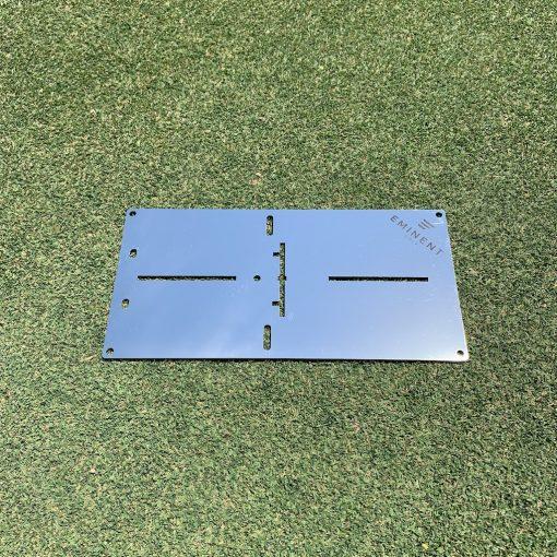 Stencil Mirror Alignment Plate