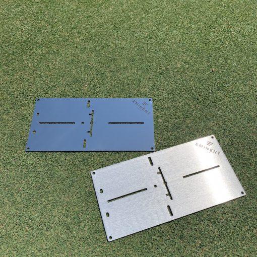 Stencil Plates Eminent Golf
