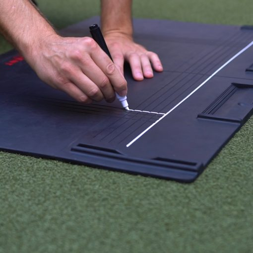 Trace Template Putting Mat